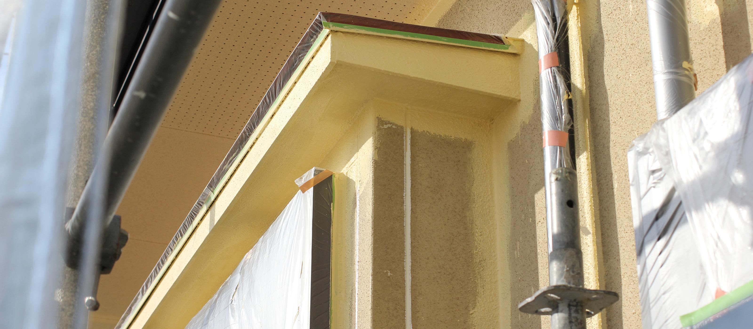 外壁工事内装リフォーム